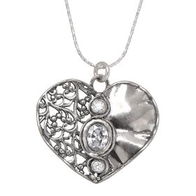 Heart-to-Heart Pendant