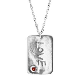 Love Tag Pendant