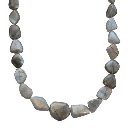 Dye-mensional Necklace