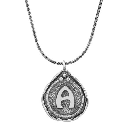 Namesake Collection 'A' Pendant