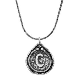 Namesake Collection 'C' Pendant