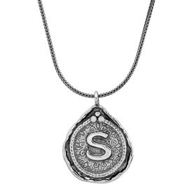 Namesake Collection 'S' Pendant