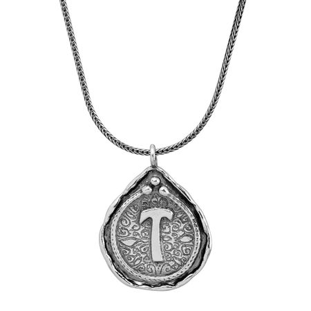 Namesake Collection 'T' Pendant