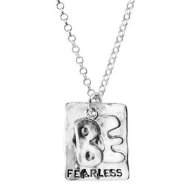 Be Fearless Pendant
