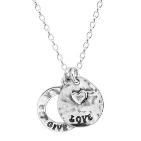 Give Love Duo Pendant