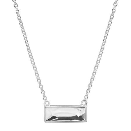 9ef17ceb257 Silpada 'Soirée Not Sorry' Petite White Swarovski Crystal Necklace ...