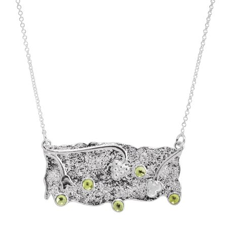 Green Light Necklace