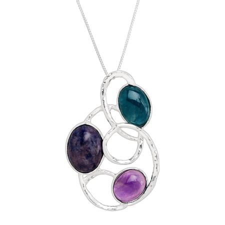 Color Curve Pendant
