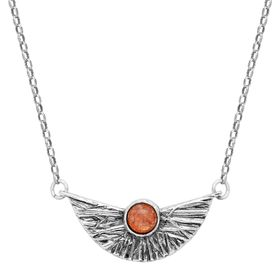 Sunburst Shield of Armona Necklace