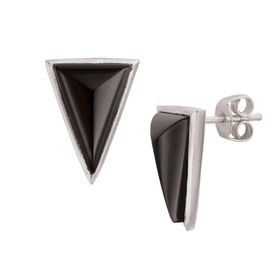Triangle Edge Earrings
