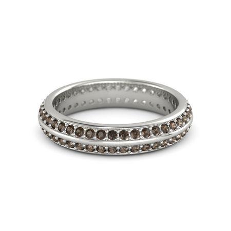 Double Pave Band