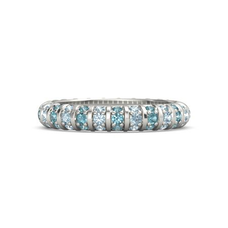 and christmas diamond diamonds bands band white eternity blog partnership for half wedding pruden a gold aquamarine rings fitted ring handmade smith wishbone