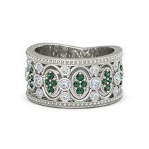 Vintage Style Wedding RingsVintage Style Wedding Bands Gemvara