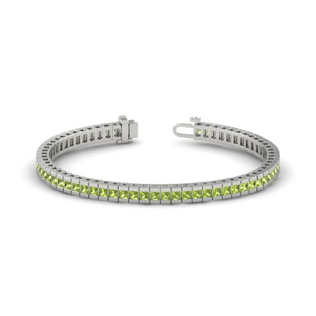 Northern Lights Bracelet (2.5mm gems)