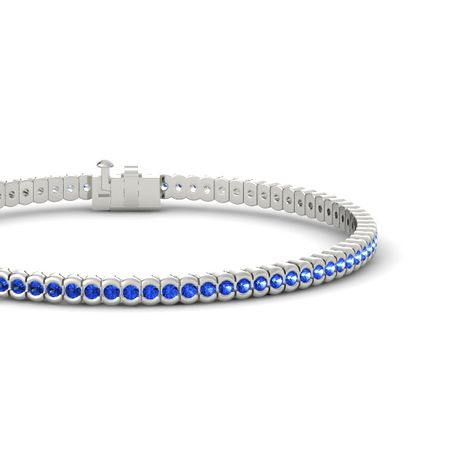 Star Trails Bracelet (2mm gems)