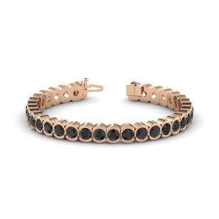 Star Trails Bracelet 5mm Gems