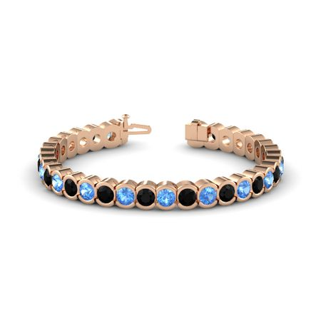 Star Trails Bracelet (5mm gems)