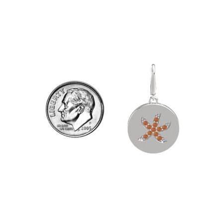 Gemstone Starfish Charm