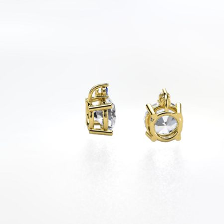 Accent Stud Earrings