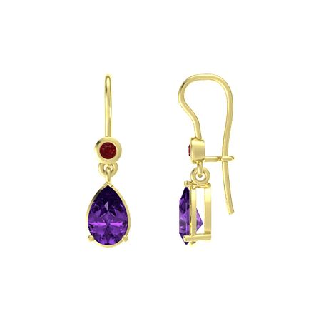 Pear Essential Earrings