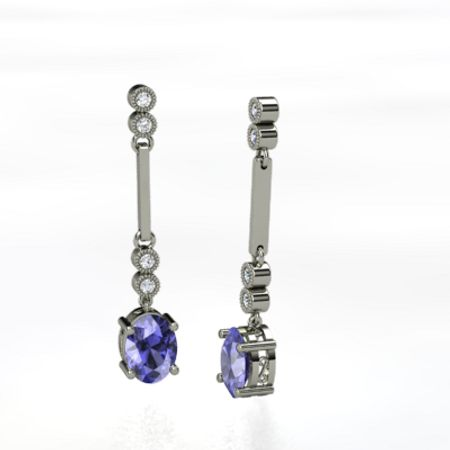 Stiletto Earrings