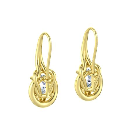 Hercules Knot Earrings