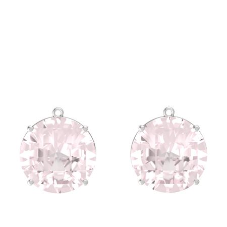 Pure Round Earrings