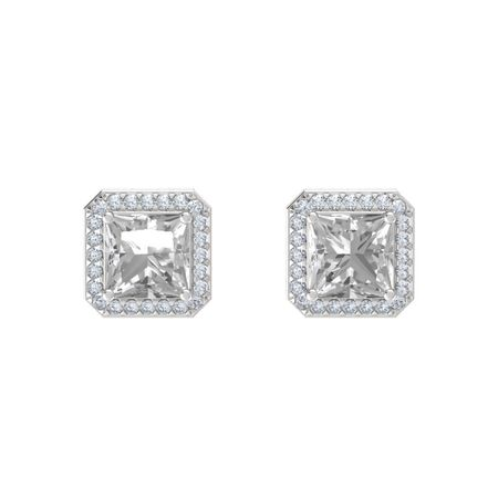 Princess Halo Earrings