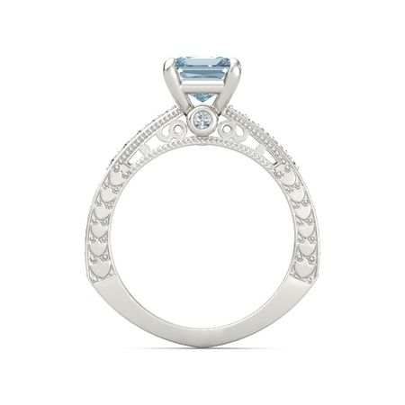 Princess-Cut Megan Ring