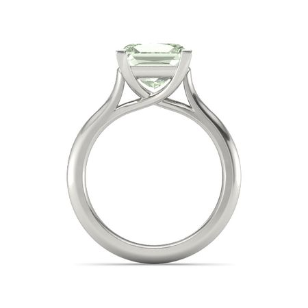 Ivy Princess-Cut Ring (8mm gem)