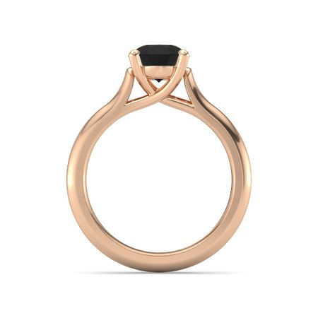 Ivy Oval-Cut Ring (9mm gem)