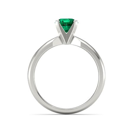 Round-Cut Ara Ring (6mm gem)