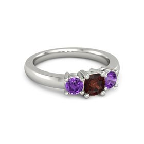 Estelle Ring (5mm gem)