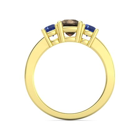 Estelle Ring (6mm gem)