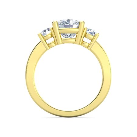 Estelle Ring (8mm gem)