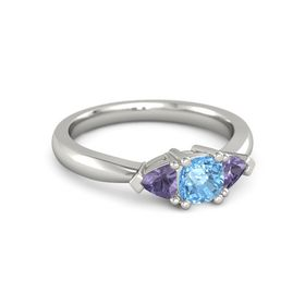 Tahlia Ring (5mm gem)