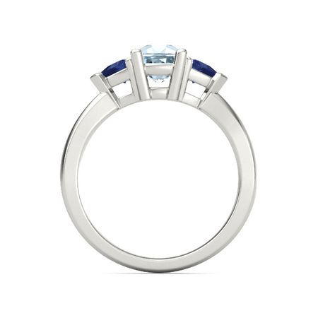 Tahlia Ring (6mm gem)