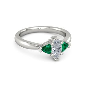 Tatiana Ring (8mm gem)