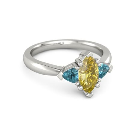 Tatiana Ring (10mm gem)