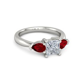 Trina Ring (6mm gem)