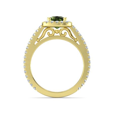 Olivia Ring (6mm gem)