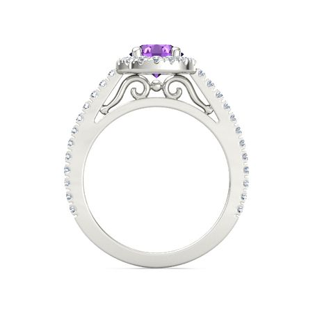 Matilda Ring (6mm gem)
