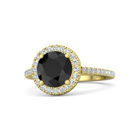 Matilda Ring (8mm gem)