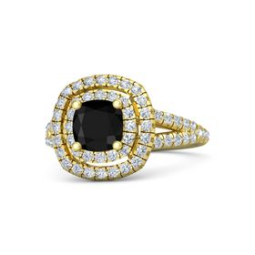 Lillian Ring (6mm gem)