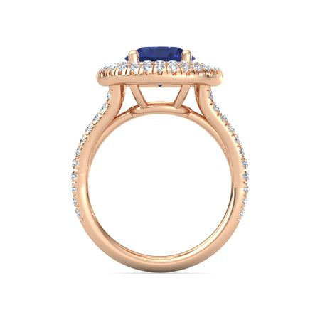 Eloise Ring (8mm gem)