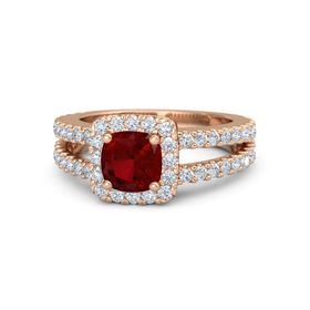 Simone Ring (6mm gem)