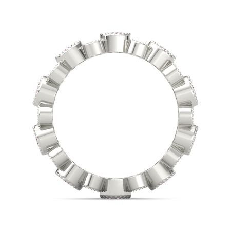 Hopscotch Eternity Band