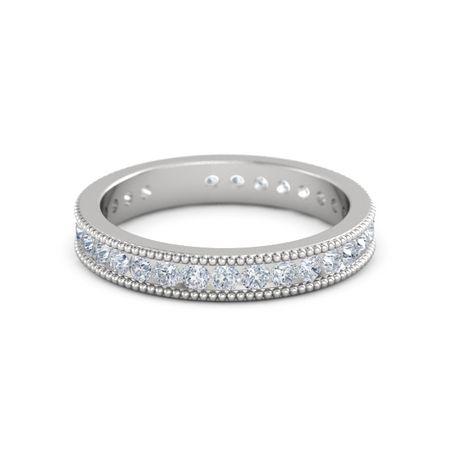 Delphinus Band (2mm gems)