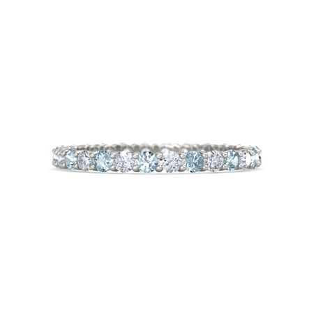 Rich & Thin Eternity Band