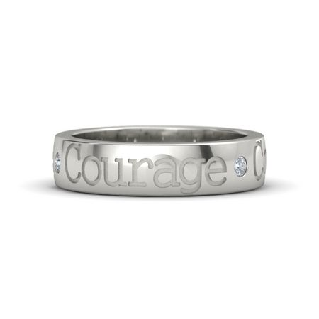 Courage Band (5mm wide)
